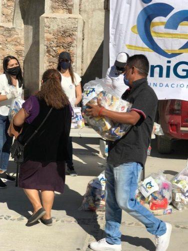 Fundación Sonigas de la mano con la comunidad mexicana