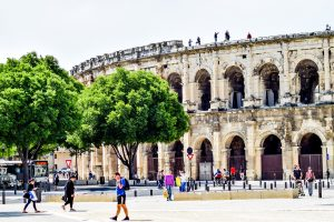 Trains from Nimes